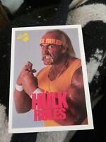 1990 Classic WWF Hulk Hogan #57 Hulk Rules