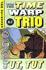 Time Warp Trio: Tut, Tut No. 6 by Jon Scieszka (2004, Paperback)