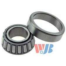 Front Wheel Bearing&Race Tapered Roller Bearing Lock Ring WTA34 A-34 SET34 BR34
