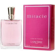 Lancome Miracle Women 3.4 oz 100 ml Eau De Parfum Spray  New, Sealed