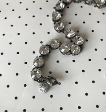Necklace From Mall J. Crew Rhinestone