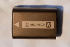 Batería Sony NP-FW50 1080 mAh original genuina