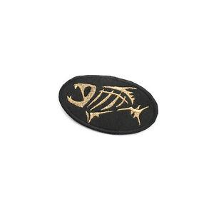 [Patch King] Fishing G Logo Patch Emblem Clothes Cap Badge 8cm