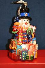 Christopher Radko With Gifts For All Grand Tour Collection LE #528/1500 Retired