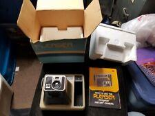 Vintage KODAK Please Trimprint Instant Camera w/ Manual & Original Box Untested