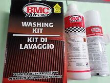kit entretien nettoyant filtre a air auto moto quad bmc k&n spray