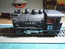 .A.T.&.S.F Switcher .H O Scale.Tested.Runs Very Good.See Pics