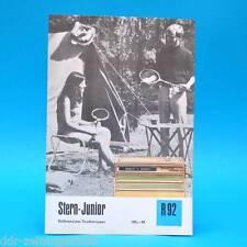 Étoile-Junior volltr. - poches super 1970 | prospectus publicité Dewag publicitaires Feuille r92 K