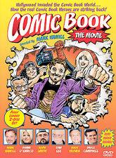 Comic Book - The Movie, Good DVD, Kenny, Tom,Kenny (II), Mac,Harnell, Jess,Hamil