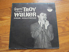 TROY WALKER From Hollywood LP Private press gay blue eyed soul