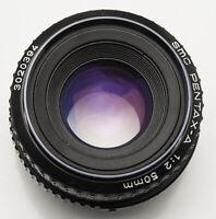 Pentax-A A SMC 50mm 50 mm 2 1:2 - Pentax PK