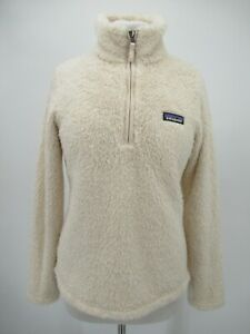 P4114 VTG Women's Patagonia Los Gatos 1/4-ZIp Pullover Size S