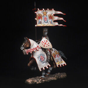 Tin Soldier, Equestrian Knight of the Order of the Holy Sepulcher of Jerusalem