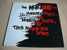 the meteors live II  original 1986 uk vinyl lp do jo lp 22 mint - psychobilly