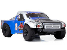 REDCAT Caldera SC 10E 1/10 Scale Brushless Electric RC Short Course Truck - BLUE