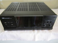 Yamaha M-80 Power Amplifier, Audiophile, 250 Watts per Channel into 8 ohms