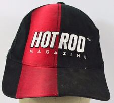Hot Rod Magazine Classic Muscle Cars Baseball Hat Cap Adjustable Strap