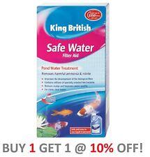 Beaphar King British Pond Safe Water 500ml