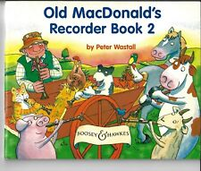 Old MacDonald's Recorder Book 2