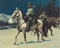 """Huertgen Forest 1944 WW II /""""A Time to Heal/"""" Don Stivers Limited Edition Print"""