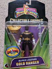 Power Rangers Zeo Gold Ranger Super Legends