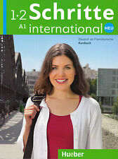 Hueber SCHRITTE INTERNATIONAL NEU 1+2 Kursbuch A1 @NEW@ Deutsch als Fremdsprache