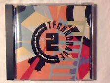 CD Technorave 2 - Trance atlantic... the wave of the future cd RARO VERY RARE!!!