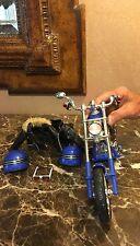 Bratz Boyz Motorcycle W Helmets, Faux Leather Jackets And Sun Glasses.