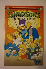 The SIMPSONS #5 Comic ~  Springfield goes NUCLEAR! Super Powers For ALL! Bongo