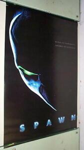SPAWN Vintage Born In Darkness 1997 Movie Poster LAST ONE