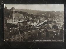 1926 Plymouth England Picture postcard Cover To Vancouver St Johns Church