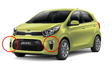 Genuine OEM Projection Fog Lamp & Chrome Cover both Side For 18 19+ Kia Picanto