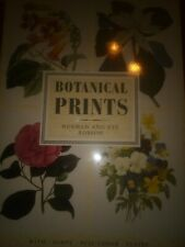 Botanical Prints By Norman And Eve Robson
