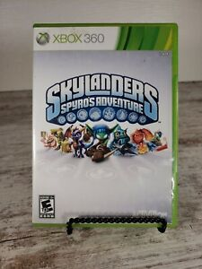Skylanders Spyro's Adventure - Xbox 360 Game - Complete  Never Opened