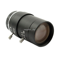 CCTV Security Camera 5-50mm Varifocal Lens Manual zoom CS Mount Lens