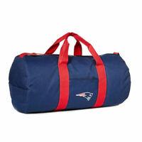 NFL New England Patriots Vessel Barrel Duffle Bag