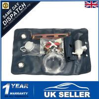 12V Universal Car Windscreen Washer Bag Kit Pump Bottle Jet Switch Tank Classic