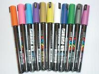 Uni POSCA marker pen PC-1MR Pin type 0.7mm bullet tip for art craft hobby VIOLET
