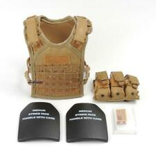 Hot Toys PMC Operator 07 ver. Figure 1:6 Scale Vest + Plates + Pouch + Patches