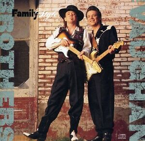 Vaughan Brothers - Family Style [New CD]