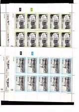SWA - 1984 Buildings set in mini-sheets of 10 MNH