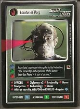 Star Trek CCG Fajo Collection Complete 18 Card Set