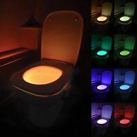 Toilet Bowl Light Motion Operated LED Safe For BOAT CARAVAN VW CAMPER VAN