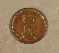 1889 CS Denmark Ore Nice Details              ** FREE U.S. SHIPPING **