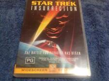 Star Trek - Insurrection - The Battle for Paradise Has Begun  Region 4  DVD
