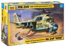 """Zvezda 1/72 MI-24P """"Hind"""" ataque helicóptero soviético # 7315"""