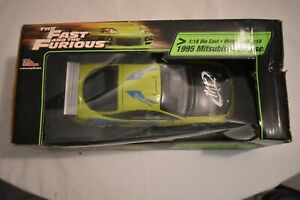 1/18 Racing Champions Fast and the Furious 1995 Mitsubishi Eclipse