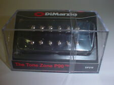 DIMARZIO DP210 The Tone Zone P90 Guitar Pickup - BLACK