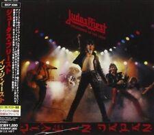 JUDAS PRIEST-UNLEASHED IN THE EAST-JAPAN CD BONUS TRACK D73