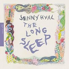 JENNY HVAL - THE LONG SLEEP EP (LIMITED COLORED EDITION)   LP SINGLE NEUF